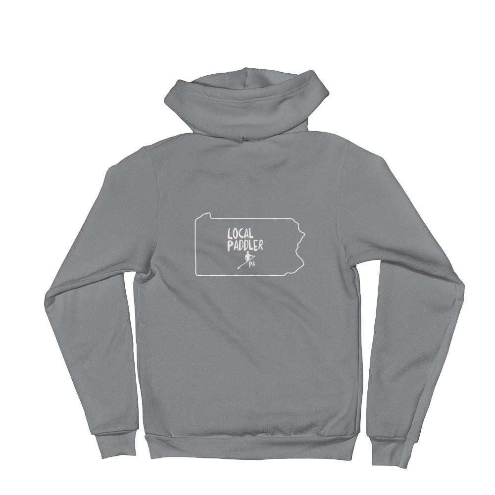 Local Pennsylvania Zip Hoodie