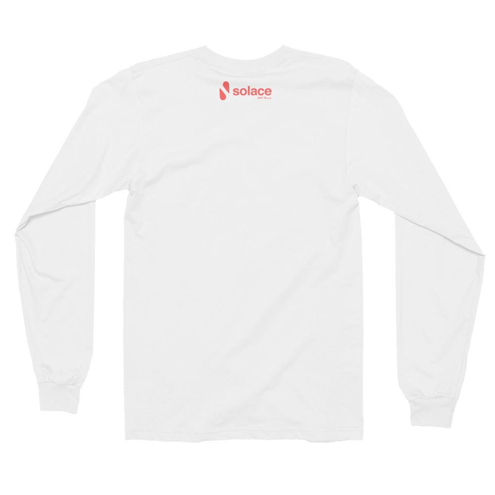 Long sleeve t-shirt (unisex) - Solace SUP Boards