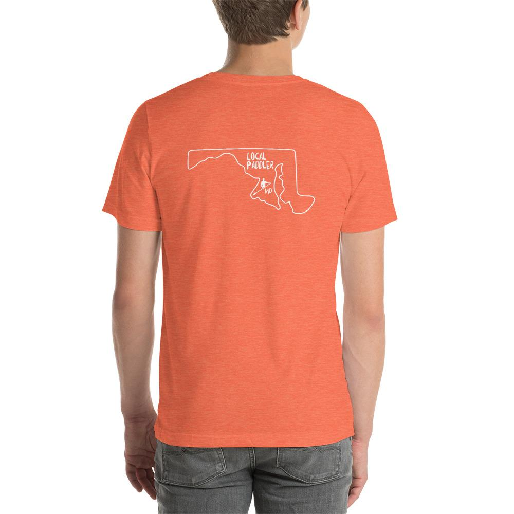 Local Maryland Short-Sleeve Unisex T-Shirt