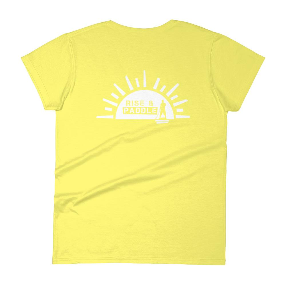 Rise & Paddle Women's short sleeve t-shirt