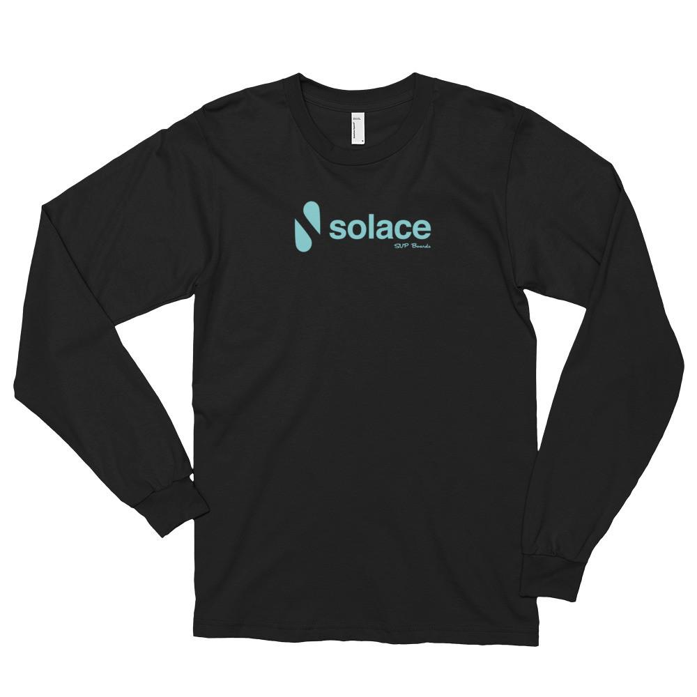 Classic Solace long sleeve t-shirt (unisex) - Solace SUP Boards