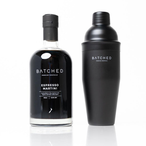 Batched Shaker Bundle