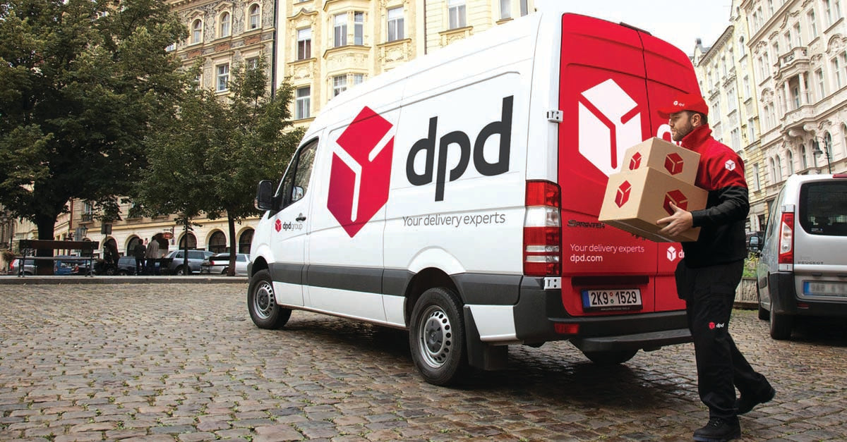 NEW - DPD International Tracked Shipping