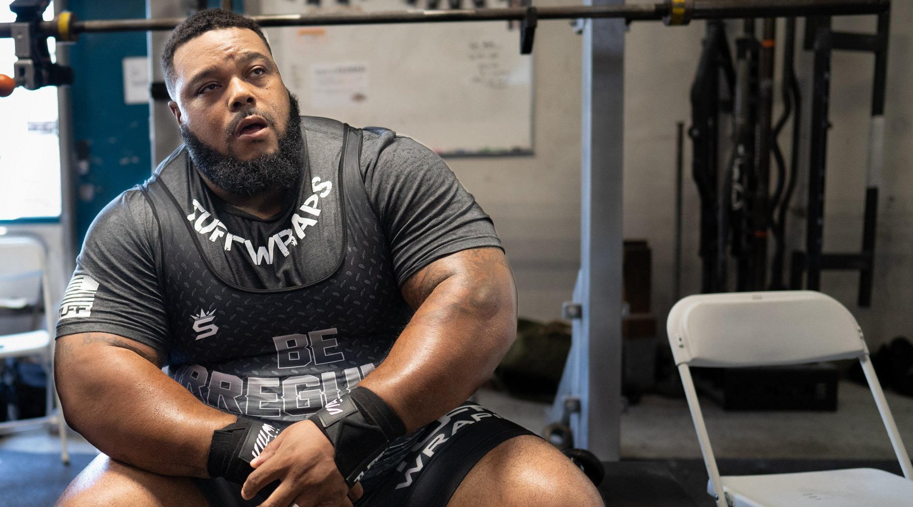 VIDEO: Julius Maddox sets new World Bench Press Record (739.6 lbs / 335.5kg)