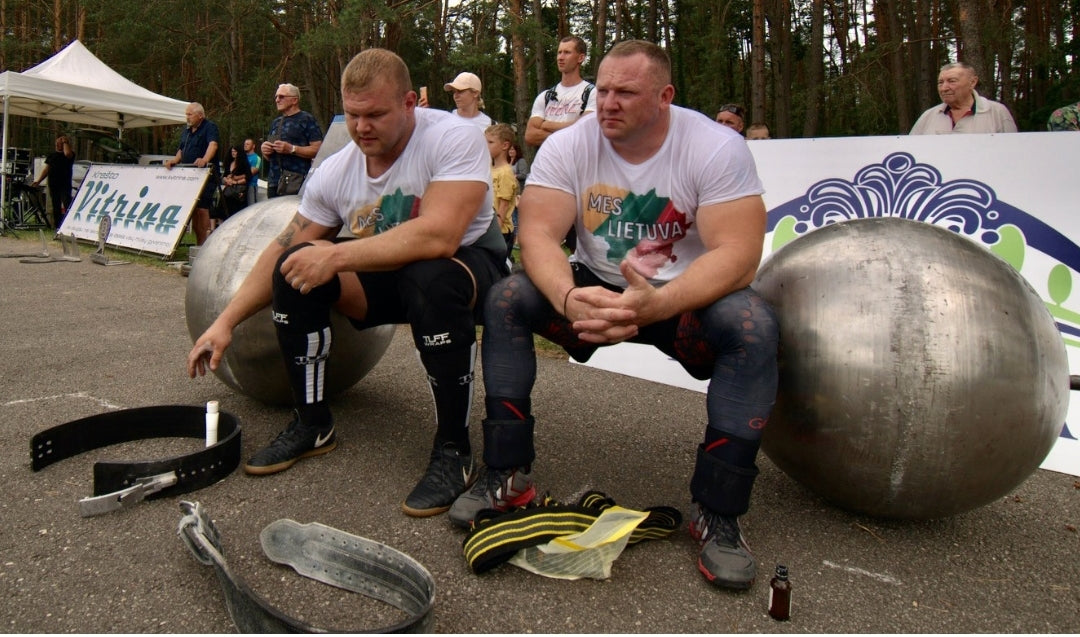 Ervin Toots Wins Lithuania's Strongest Man 2020