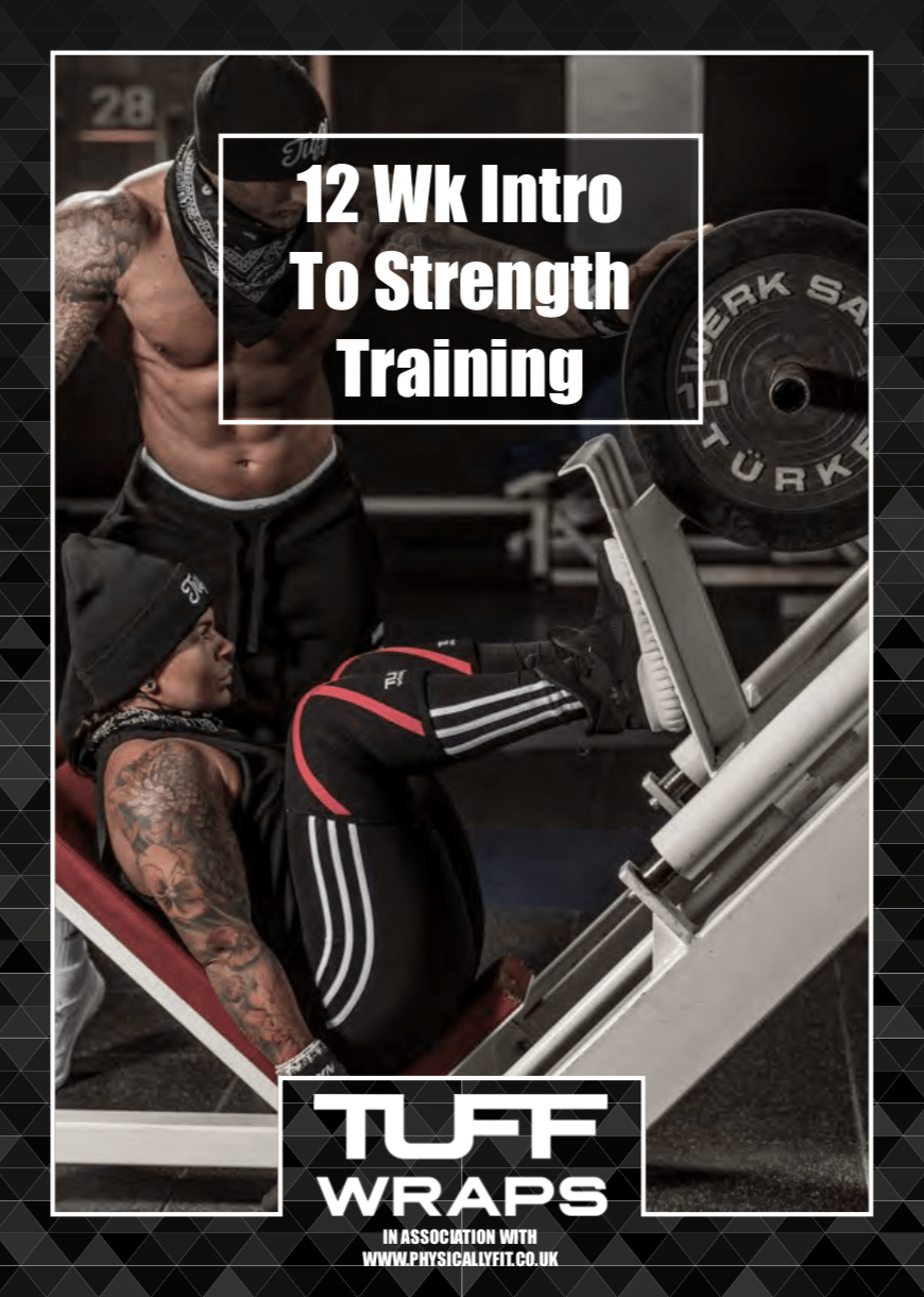12 Week Introduction To Strength Training