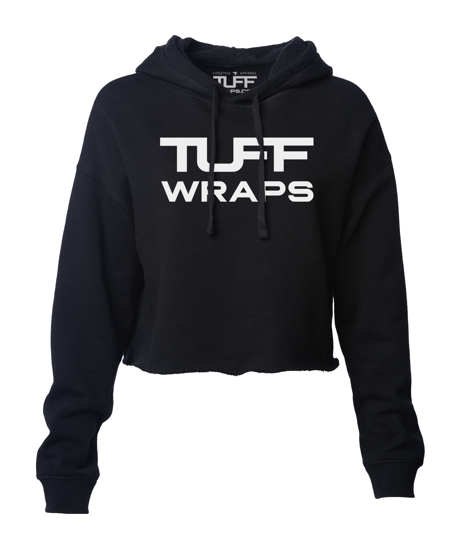 Tuffwraps Global Hooded Cropped Fleece