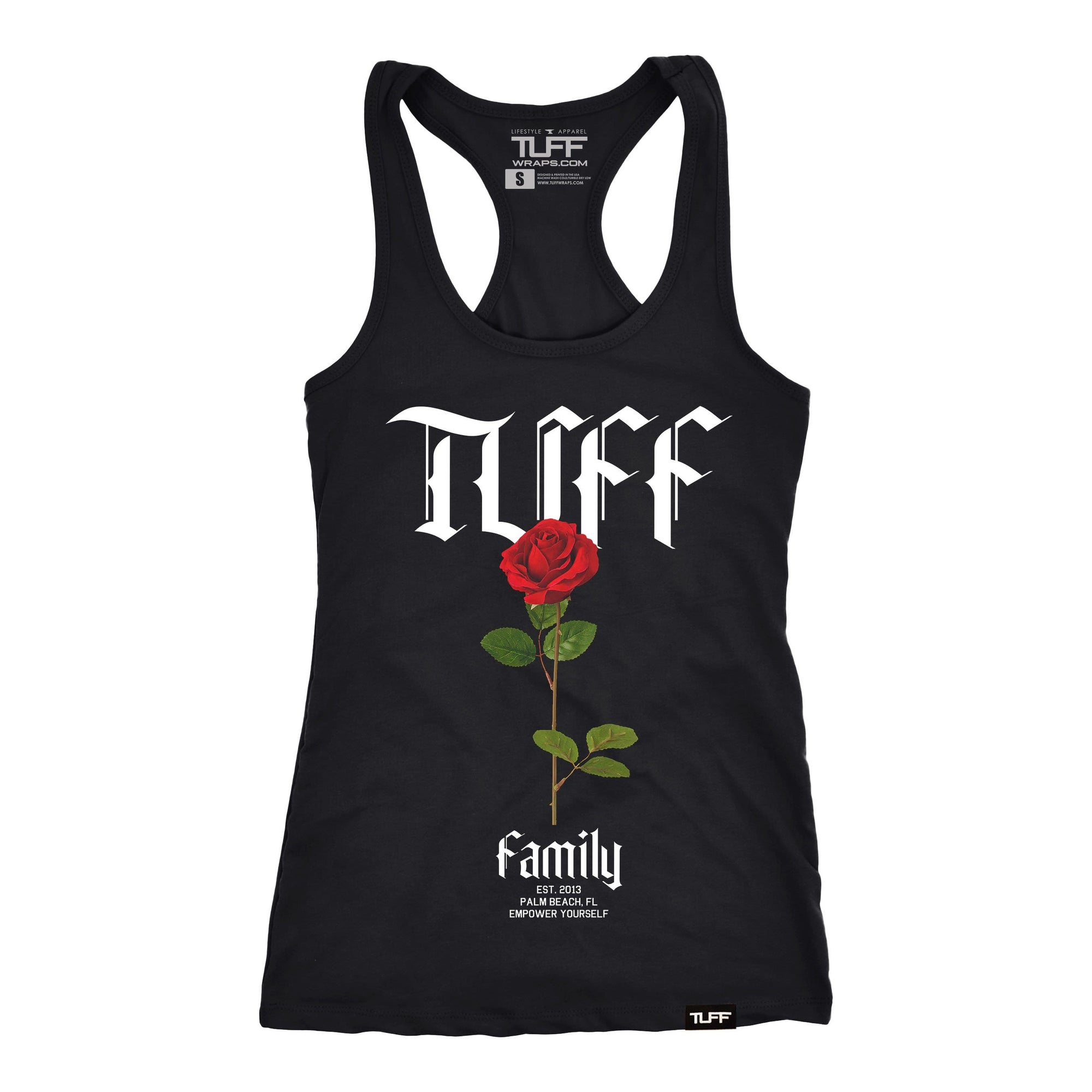 Family Foundation Racerback Tank