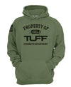 Property of TUFF Hooded Sweatshirt