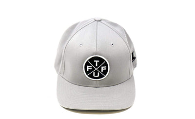 TUFF Insignia Gray Flexfit Hat
