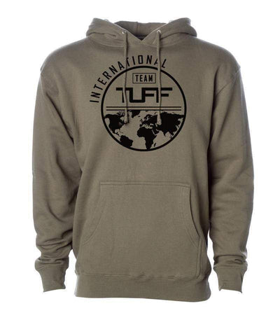 TUFF International Circle Hooded Sweatshirt