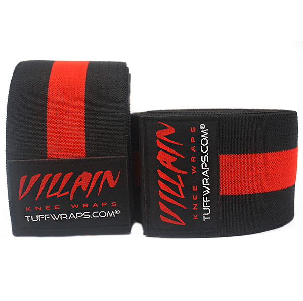 Villain 2.0 STIFF Knee Wraps