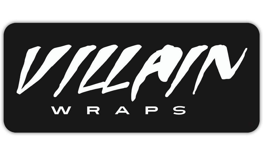 Villain Wraps Sticker