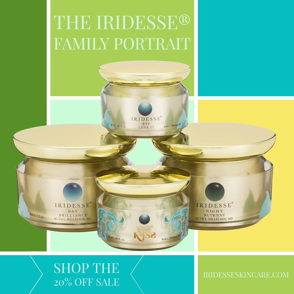The Iridesse® Family Portrait