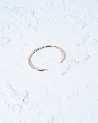 Jess Lively x Moulton ALLOW Mantra Cuff