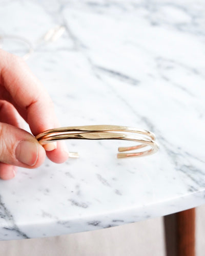 Gift Set: Perfect-for-Everyday Stacking Cuffs