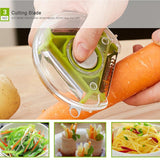 MAGIC ROTARY™ PEELER (3 IN 1 PEELER)