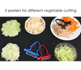 Magic Trio™ Peelers (Set of 3)