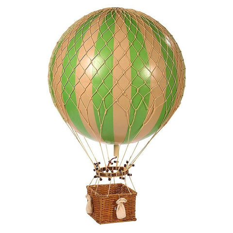 Hot Air Balloon - Green