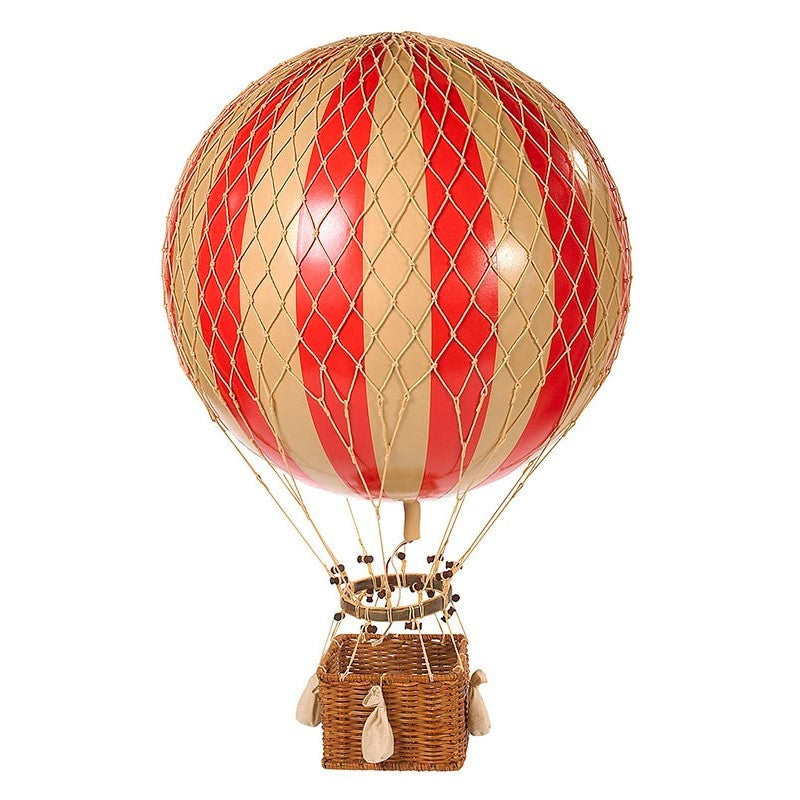 Hot Air Balloon - Red