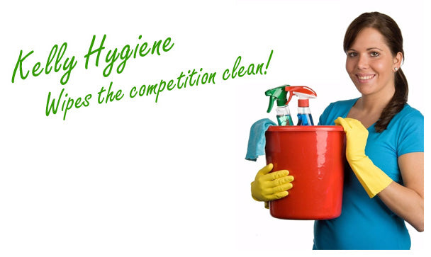 Kelly Hygiene - Wipe the competition clean