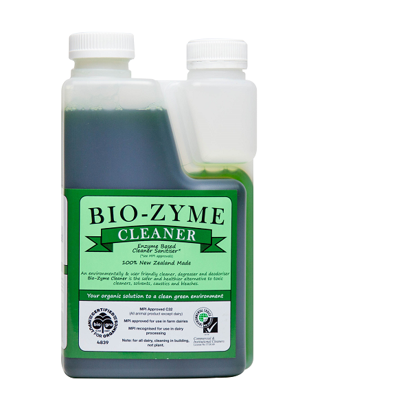 BIO-ZYME CLEANER - Enzyme Based General Cleaner