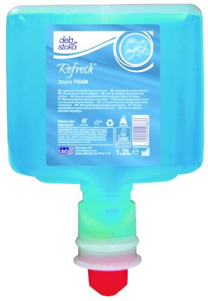 DEB Refresh Azure Foam