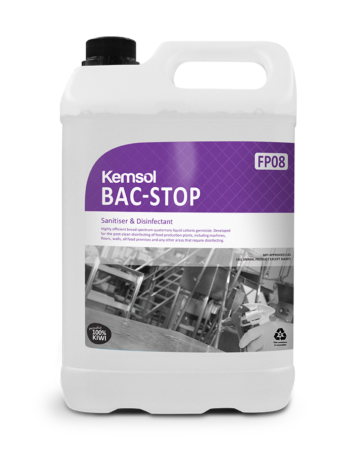 Bac - Stop