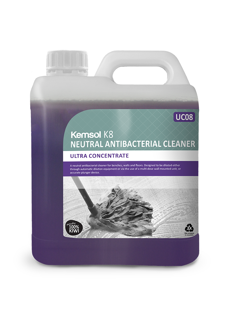 K8 Neutral Antibacterial Cleaner