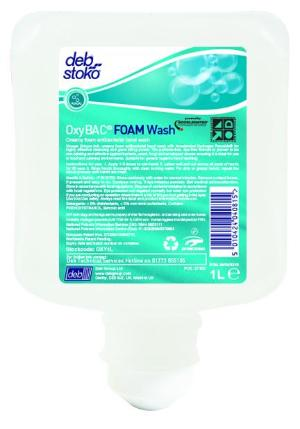 Deb Oxy-Bac FOAM WASH