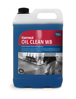 Oil Clean WB