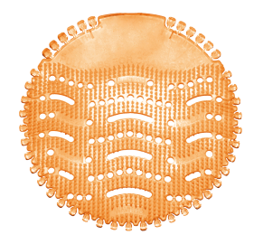 Orange Citrus - Urinal Pad - URP100O