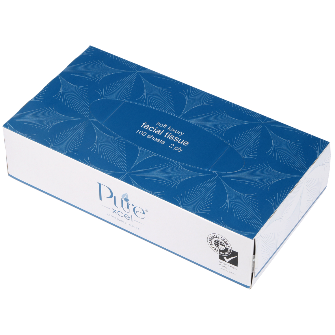 PURE FACIAL TISSUE
