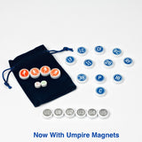 Extra Baseball Magnets for Play Ball Situations™ Coaches Board