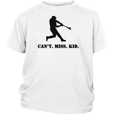 Can't Miss Kid (RHH) - Youth T-Shirt