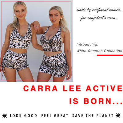 Carra Lee Active Is Born