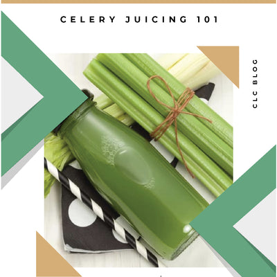 The Benefits of Celery Juice - the Cleanser, Healer and Aphrodisiac!