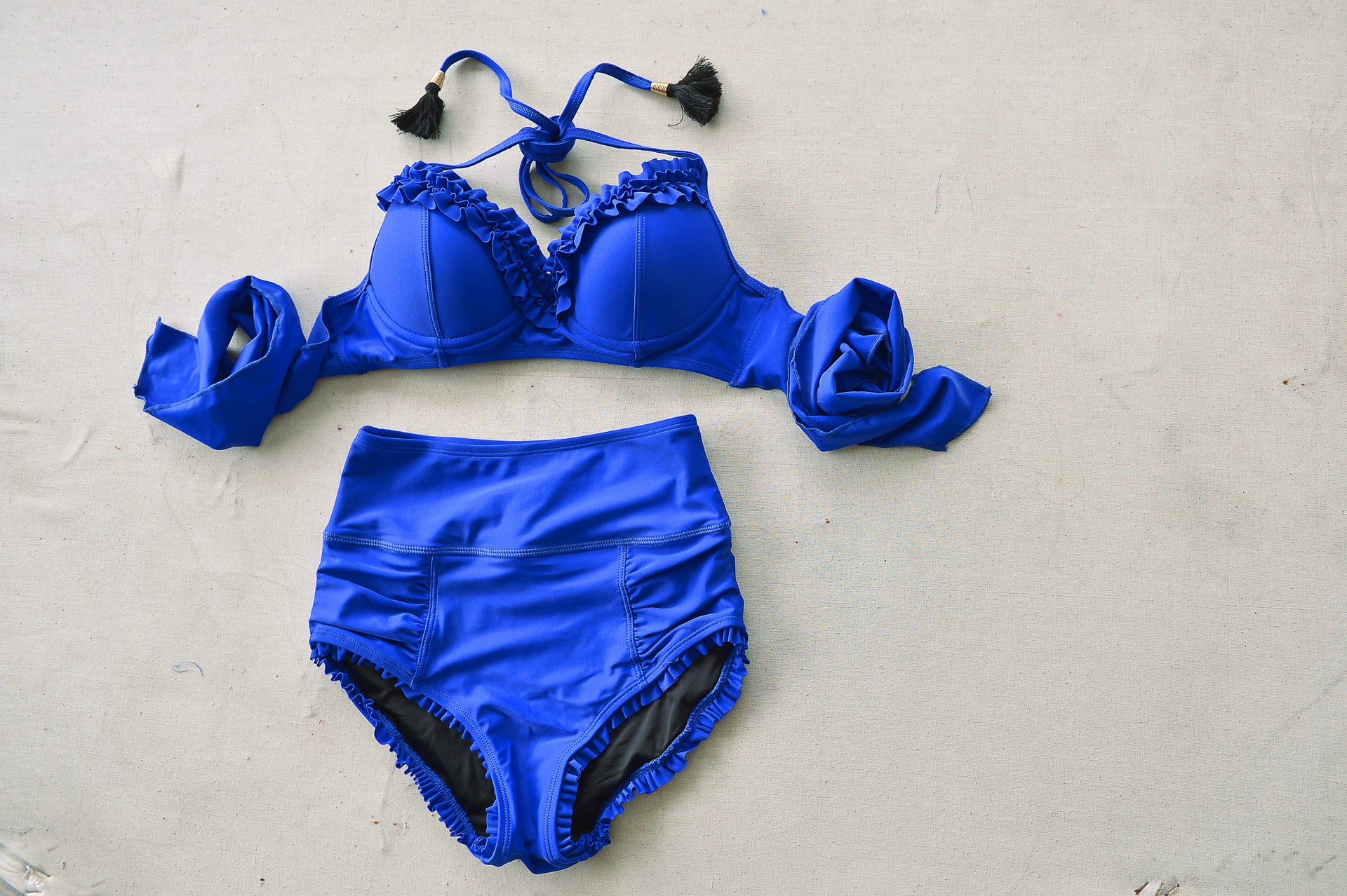 BRIGITTE ROYAL BLUE