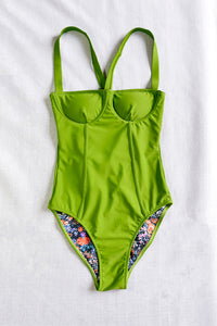 MOLLY EMERALD onepiece swimsuit
