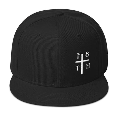 Snapback Hat, Hats - EXERCISING FAITH