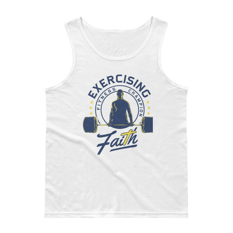Tank Top,  - EXERCISING FAITH