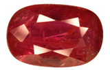 Ruby - Oval Cut - 1.04 cts - Untreated
