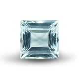 Aquamarine - Square Cut - 5x5mm - 0.42 Cts