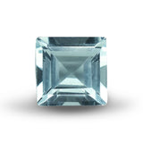 Aquamarine - Square Cut - 5x5mm - 0.51 Cts