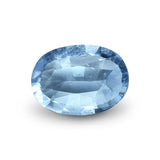 Aquamarine - Oval Cut - 9x7mm - 1.35 Cts