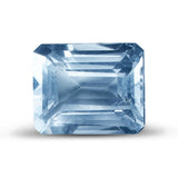 Aquamarine - Emerald Cut - 10x8mm - 2.55 Cts