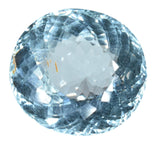 Aquamarine - Oval Cut - 7.59 Cts - Pakistan Stone