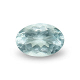 Aquamarine - Oval Cut - 6x4mm - 1 Cts