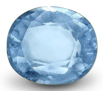 Aquamarine - Oval Cut - 9x7mm - 2.2 Cts