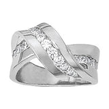 Multi-stone Diamond Ring (1 cts) - 82325